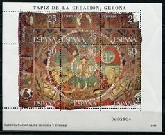 Spanien Mi# Block 22 Postfrisch MNH - Fabrics - 1931-Hoy: 2ª República - ... Juan Carlos I