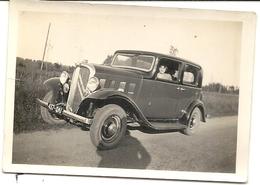 CITROEN ARRETE ROUTE DE DIJON .1932 - Cars