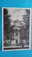 Romania, Rumanien Dambovita Gaesti Ghergani Biserica Ioan Ghica - Rumania