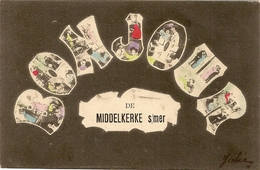 Bonjour De MIDDELKERKE S/mer. 1906. - Middelkerke