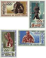 Ref. 27673 * NEW *  - UPPER VOLTA . 1968. GAMES OF THE XIX OLYMPIAD. MEXICO 1968. 19 JUEGOS OLIMPICOS VERANO MEXICO 1968 - Obervolta (1958-1984)