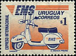 Ref. 42693 * NEW *  - URUGUAY . 1994. INTERNATIONAL EXPRESS MAIL. CORREO EXPRESO INTERNACIONAL - Uruguay
