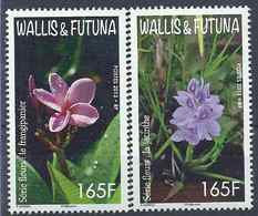 2013 WALLIS FUTUNA 803-04** Fleurs - Wallis Und Futuna