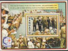 Ref. 576085 * NEW *  - VANUATU . 1995. END OF SECOND WORLD WAR. FIN DE LA SEGUNDA GUERRA MUNDIAL - Vanuatu (1980-...)