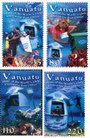 Ref. 152420 * NEW *  - VANUATU . 2004. SUBMARINE MAIL. CORREO SUBMARINO - Vanuatu (1980-...)