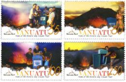Ref. 184747 * NEW *  - VANUATU . 2005. MAILBOX ON A VOLCANO. BUZON EN UN VOLCAN - Vanuatu (1980-...)