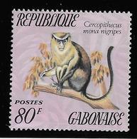 Thème Animaux - Singes - Gorilles - Lémuriens - Ghana  - Neuf ** Sans Charnière - TB - Monkeys