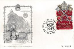 Ref. 601541 * NEW *  - VATICAN . 2019. 90TH ANNIVERSARY OF THE VATICAN CITY. 90 ANIVERSARIO DE LA CIUDAD DEL VATICANO - Vatican