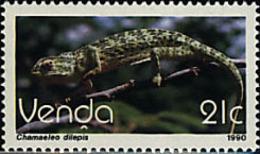 Ref. 76809 * NEW *  - VENDA . 1990. REPTYLE. REPTIL - Venda