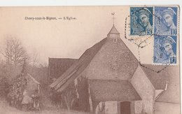 CHEVRY-SOUS-LE-BIGNON. - L' Eglise - Altri Comuni