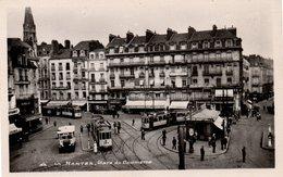 CPA NANTES - PLACE DU COMMERCE - Nantes