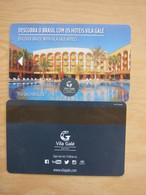 Vila Gale Hotels,discover Brazil - Cartes D'hotel