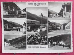 Italie - Passo Del Brennero - Brennerpass - Bolzano - 1951 - Joli Timbre + Timbre Taxe - Recto Verso - Bolzano