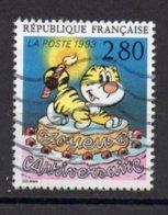 France N° 2838  Oblitéré  TTB Cote Y&T 0.50 € - France