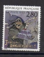 France N° 2839  Oblitéré  TTB Cote Y&T 0.50 € - France