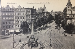 Germany, Germania, ......Magdeburg......Kaiserstrasse - Autres