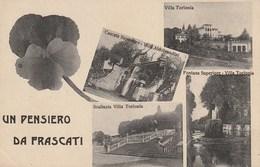 Lazio - Roma - Frascati - Un Pensiero Da Frascati (vedutine) - - Altri