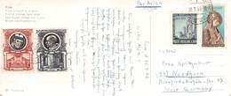 VATIKAN - 2 POSTKARTEN 1956  /ak702 - Briefe U. Dokumente
