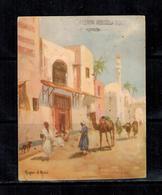 Libia  -  Dandolo Della Citta MANIAGO - Libye