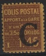 FR/CP 21 - FRANCE Colis Postaux N° 108 Neuf** - Colis Postaux
