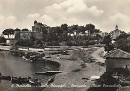 Lazio - Roma - S. Marinella - Castello Odescalchi - Porticciolo E Chiesa Parrocchiale - - Altri