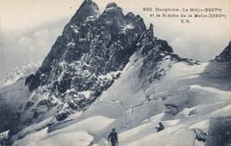 Dauphiné, La Meije Et La Breche De La Meije (pk69148) - Frankreich