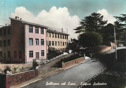 Lazio - Roma - Gallicano Nel Lazio - Edificio Scolastico - - Altri