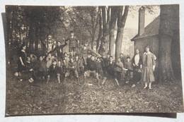 CPA BRASSCHAAT Polygone Borgerhoutse Schoolkolonie - Brasschaat