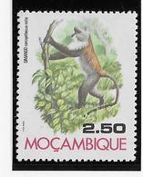 Thème Animaux - Singes - Gorilles - Mozambique - Neuf ** Sans Charnière - TB - Monkeys