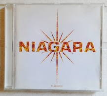 CD Niagara Flammes - Musique & Instruments