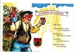 HUMOUR LA PRIERE DU LANDAIS - Humor