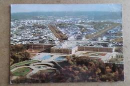 VERSAILLES - Vue Aérienne - Le Parc, Le Château Et La Ville ( 78 Yvelines ) - Versailles (Château)