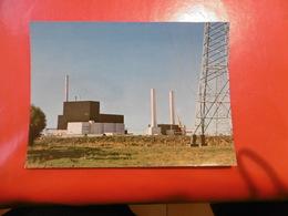Im Grun Der Elbmarsch Kernkraftwerk Brunsbuttel Und Gasturbinenwerk (im Vordergrund) - GR Grisons