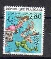 France N° 2840 Oblitéré TTB Cote Y&T 0.50 € - France