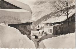 DAV : Haute  Savoie :   LE  TOUR    Sous La  Neige - Andere Gemeenten