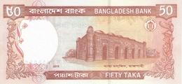 Bangladesh P.41f 50  Taka 2010 Unc - Bangladesh