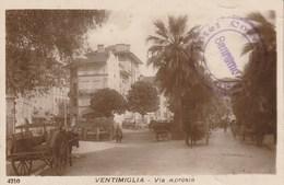 Liguria - Imperia - Ventimiglia Via Aprosio  - - Imperia