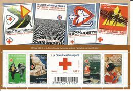 Au Profit De La Croix Rouge Française.Le Bénévolat. 2011 - Nuevos