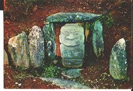 Huila. Colombia. Parque Arqueologico De San Agustin. Estatuas Précolombinas. De Fernande à Robert Bourdon à Courbevoie. - Colombie