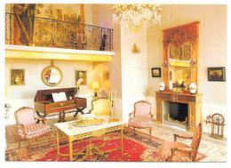 04 - MANE - LE CHATEAU DE SAUVAN - Monument Historique - Le Salon De Musique - N° 2-04111 - Francia