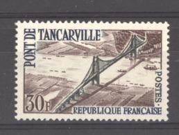 France  :  Yv  1215  ** - Neufs
