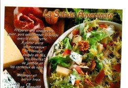 RECETTE LA SALADE AUVERGNATE - Küchenrezepte
