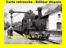 BVA 650-04 - Train MV - Loco 020+020 T N° 104 En Gare - PANDRIGNES - Corrèze - POC - Other Municipalities