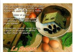 RECETTE LE POUNTI - Küchenrezepte