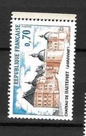 1969-chateau De Hautefort/ YT 1596/ Neuf ** - Nuovi