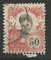 INDOCHINE  N°  53 OBL - Indochine (1889-1945)
