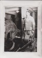 Cliche J Jacquin Le Havre 24*18CM Fonds Victor FORBIN 1864-1947 - Profesiones