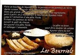 RECETTE DES BOURRIOLS - Küchenrezepte