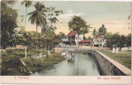 São Tomé - Rio Agua Grande - Santo Tomé Y Príncipe