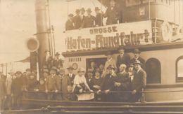 Hamburg (HH) Grosse Hafen Rundfahrt - Non Classés